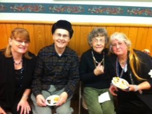 Kristin, Bob, Ruth and Ginny