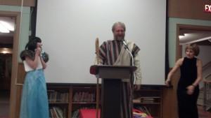 Moses wins the Lifetime Achievement Award
