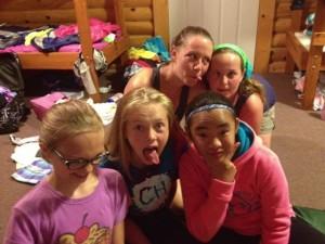 Fun at Camp Hiawatha