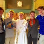 Sunday Sermon – AiM Brenda Tibbetts