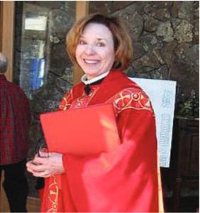 Pastor Susan Swanson