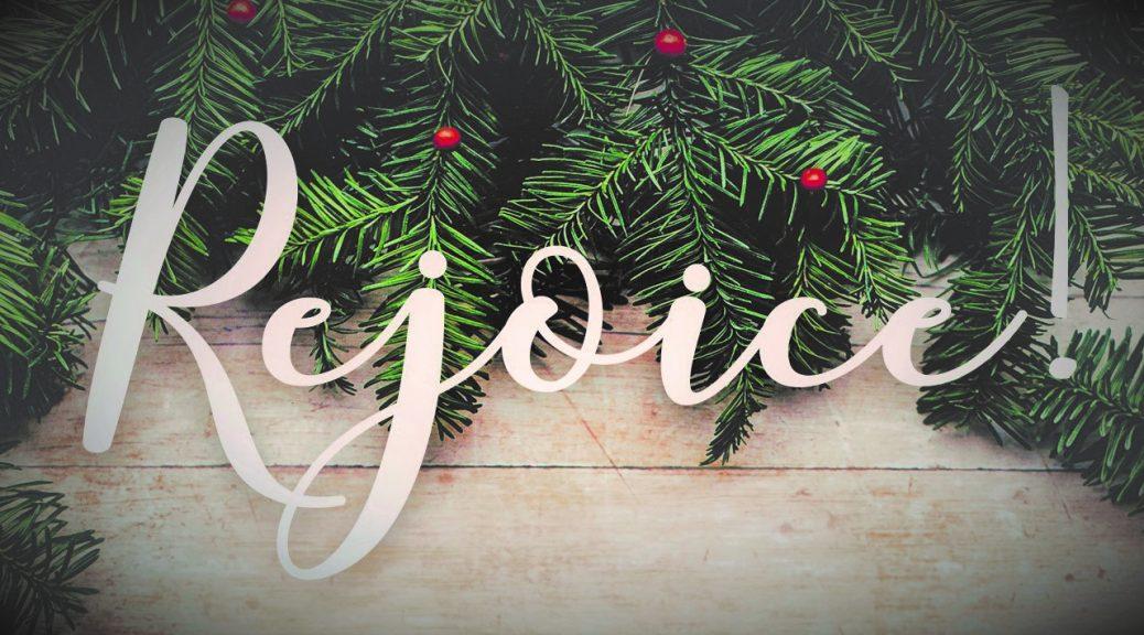 Christmas Rejoice