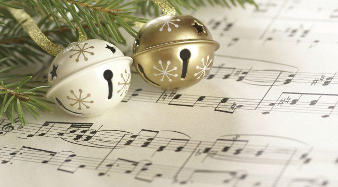 Christmas bells and music